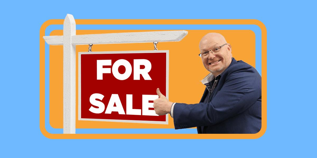No For Sale sign, No Problems