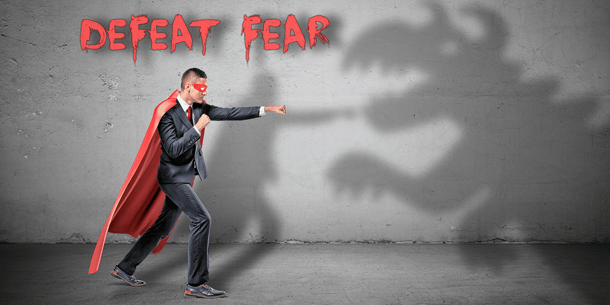 Nothing to fear…